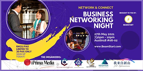 Entrepreneur Networking Night tickets