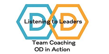 Listening to Leaders on Inspiring Leaders | Thursday 7 October 2021 tickets
