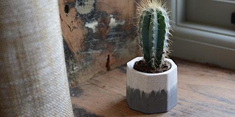 Cast & Curious: Mini-Pot Making tickets