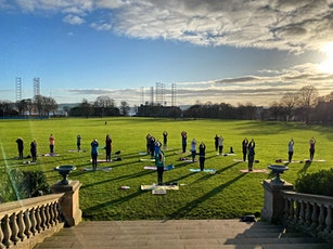 Pilates & Yoga with ParkLives tickets