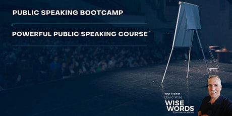 Brisbane Public Speaking Bootcamp & Pt.1 Powerful Public Speaking Course tickets