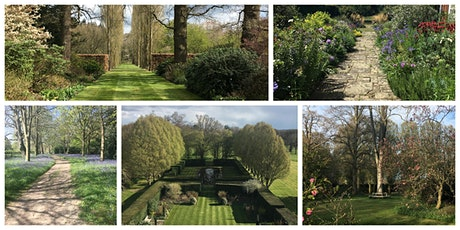 Beautiful unseen Open Gardens at Haines Hill House tickets
