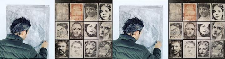 LIFE PORTRAIT DRAWING SESSION WITH GUGLIELMO ALFARONE image