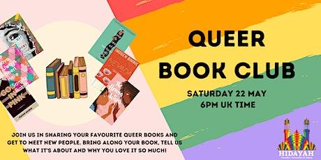 Hidayah Queer Book Club tickets