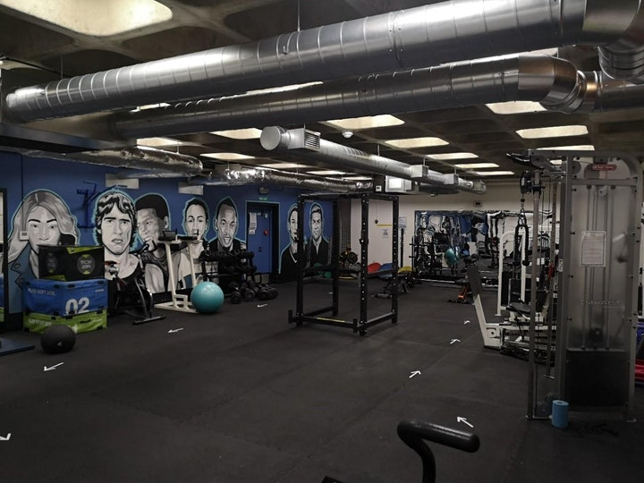 South West Fest: Taster Sessions at St Andrew's Club Gym image