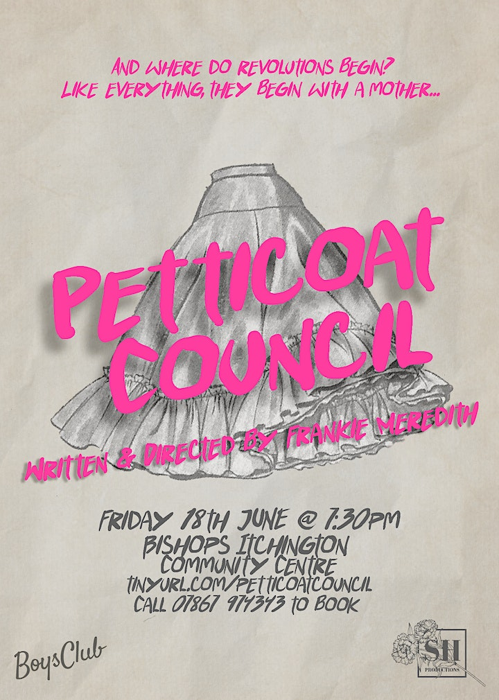 Matinee - Petticoat Council @ Bishops Itchington Community Centre image