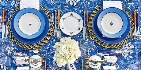 Spring Tablescapes with LAY London tickets