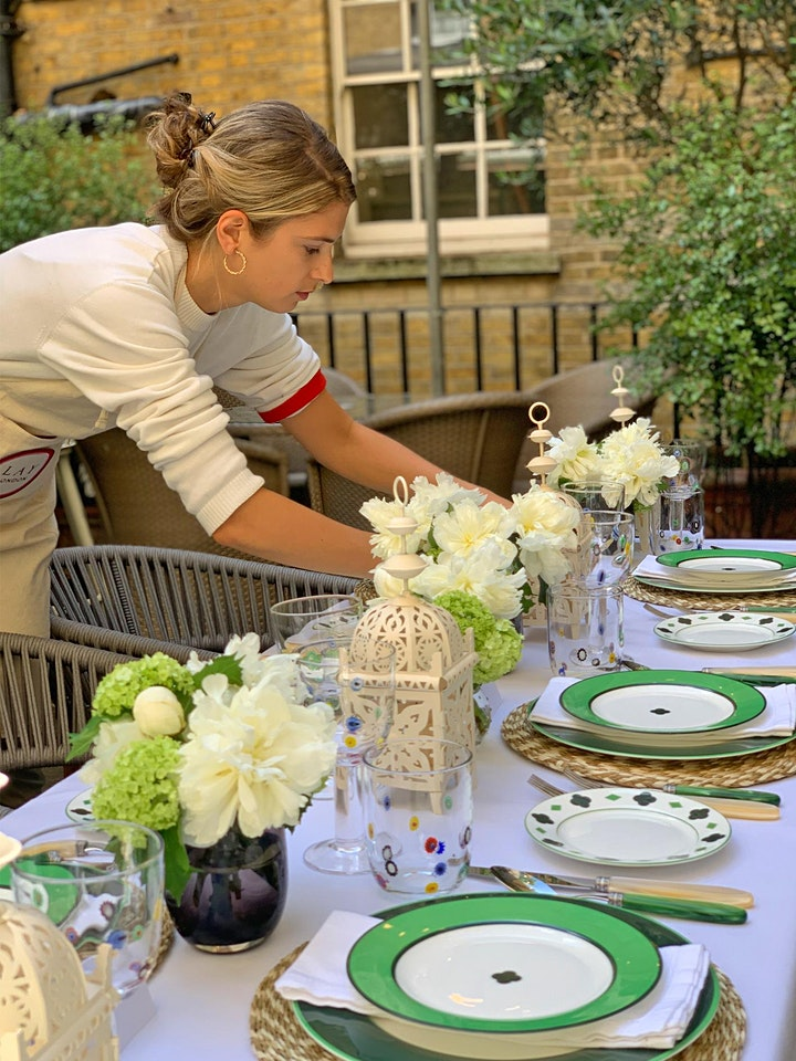 Spring Tablescapes with LAY London image