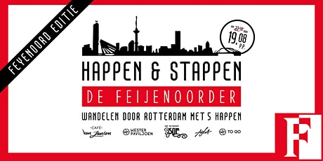 Happen & Stappen de Feijenoorder tickets
