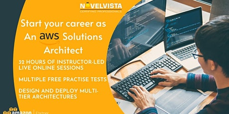 AWS Certified Solutions Architect Associate Training & Certification 2021 tickets