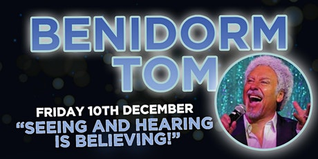 Tribfest Christmas Party with Benidorm Tom LIVE @ Hessle Town Hall tickets