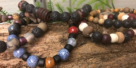 DIY-Lava Beads and Essential Oils tickets