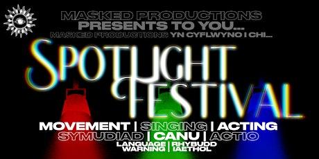 Spotlight Festival tickets