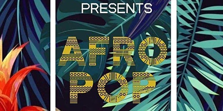 AFRO POP tickets