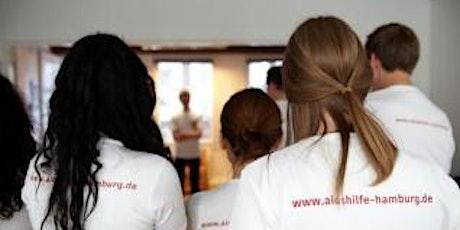 Präventionsveranstaltung mit Gruppen online-am Beispiel von HIV-Prävention Tickets