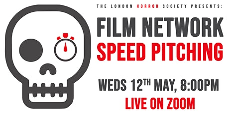 Film Network Speed Pitching tickets