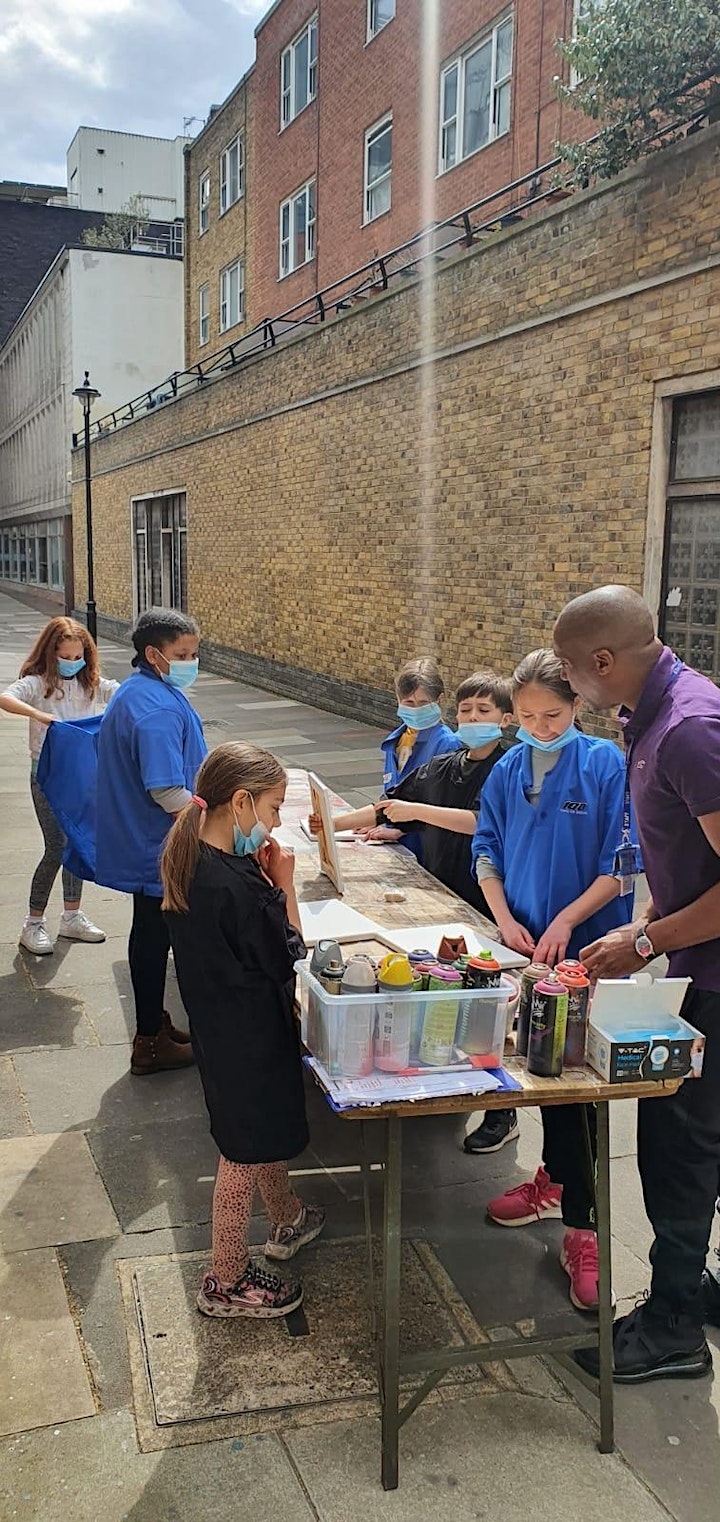 South West Fest: Taster Sessions of  St Andrew's Club Graffiti Art image