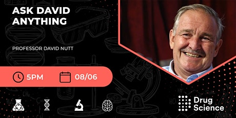 Ask David Anything tickets
