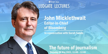 Ludgate Lectures with John Micklethwait tickets