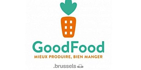 """Groupe de travail """"Transformation"""" - Stratégie Good Food 2.0 billets"""