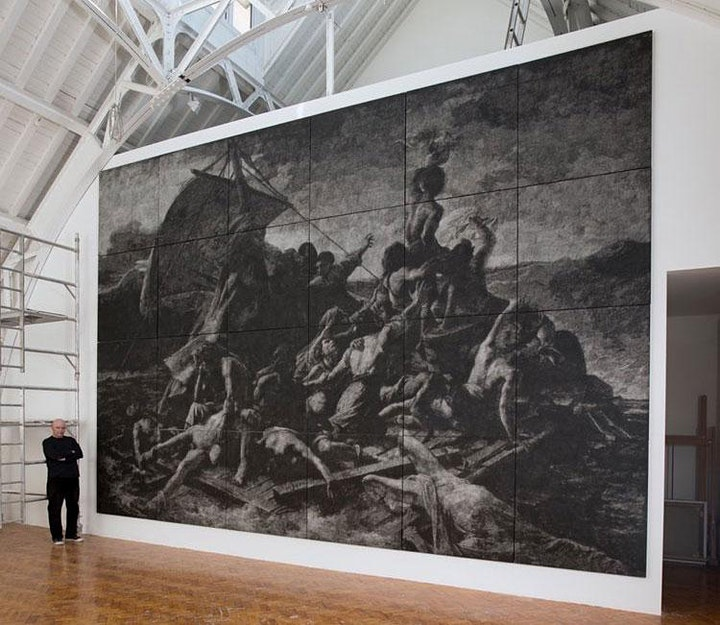 EVENT: Andrew Graham-Dixon introduces After the Raft of the Medusa image