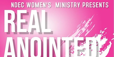 Real Anointed Women Conference tickets