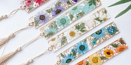 Art of Preserved Flowers: Preserving with Silica and Resin tickets
