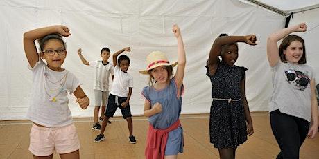 Atelier d'initiation au théâtre 11 ans et plus billets