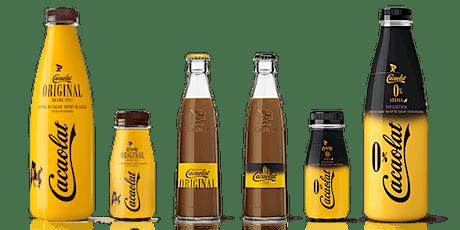 Cacaolat y melindros: merienda clásica catalana en Expanish entradas