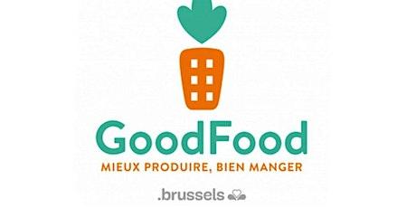 """Groupe de travail """"Modèle économique"""" - Stratégie Good Food 2.0 tickets"""