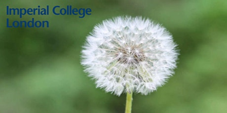 Research showcase: Allergy at Imperial tickets