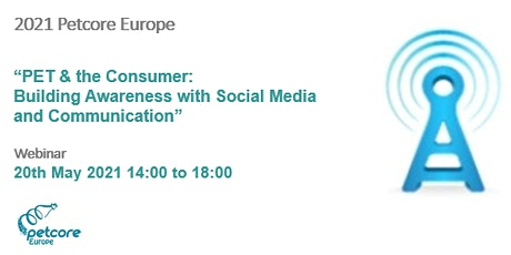 PET & the Consumer:  Building Awareness with Social Media and Communication tickets