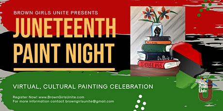 Juneteenth Paint Night tickets