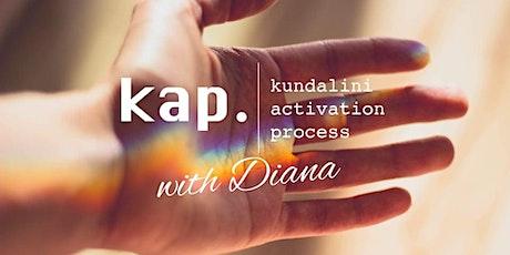 [PL] KAP- Kundalini Activation Process. Grupowe zajęcia online tickets