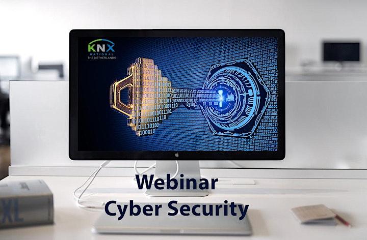 Afbeelding van Webinar biedt onmisbare kennis over Cyber Security