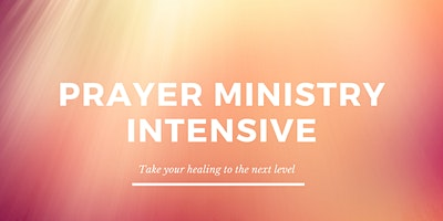 Introduction to HeartSync Prayer Ministry (online & in-person)