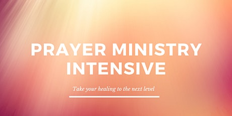 Introduction to HeartSync Prayer Ministry (online & in-person) tickets