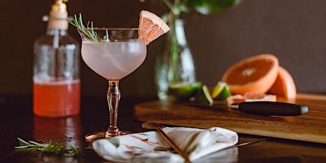 Garden to Glass Cocktail Class tickets