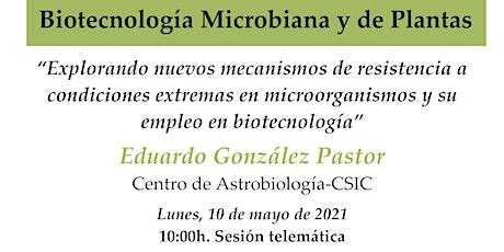 Mecanismos de resistencia a condiciones extremas en microorganismos ingressos