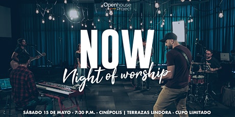 Night of Worship entradas