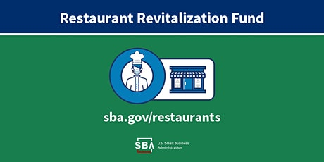 Overview of the Restaurant Revitalization Fund tickets