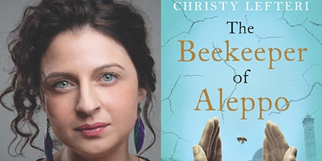 Christy Lefteri author of The Beekeeper of  Aleppo talking to Melissa Benn tickets