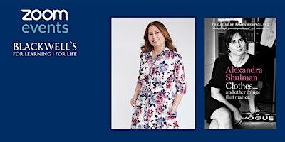 Join ex-Vogue editor Alexandra Shulma...