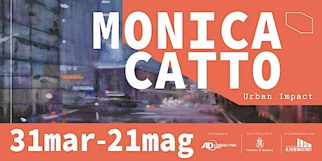 MONICA CATTO - OFFICI.art MODENA biglietti
