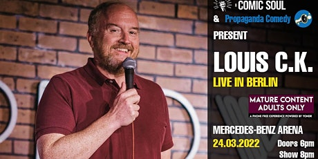 POSTPONED: Louis C.K. live in Berlin biglietti