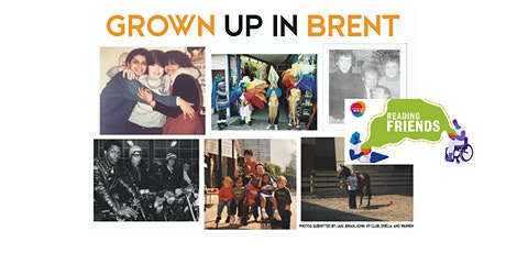 Coffee Morning: Teenage Memories - Grown Up In Brent tickets