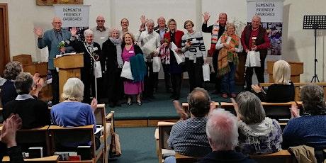 Dementia Introduction: Dementia Friends & Dementia-Friendly Churches tickets