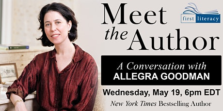 A Conversation with Allegra Goodman tickets