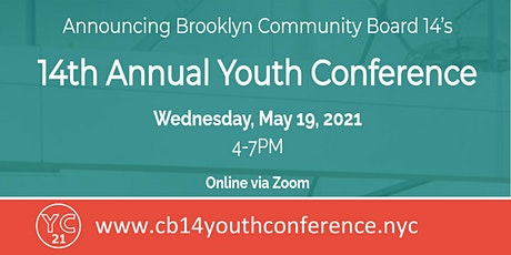 14th Annual CB14 Youth Conference tickets