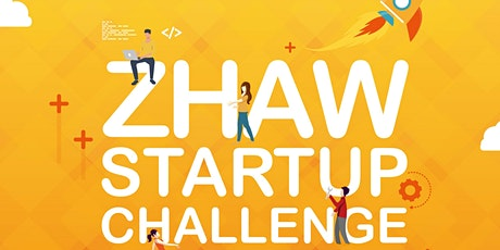 ZHAW Startup Challenge 2021 - Final Pitches & Award Ceremony tickets